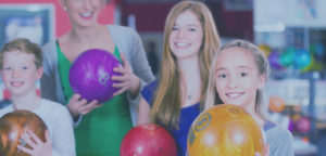 Tenpin bowling is for all the family